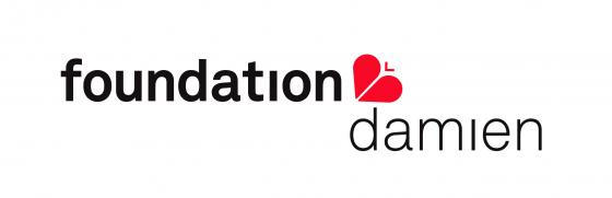 Damien Foundation logo