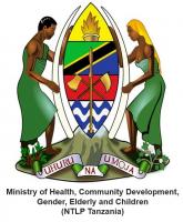 Ministry of Health, Community Development, Gender, Elderly and Children – Tanzania logo